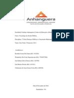 ATPS OFICIAL Finanças Públicas e Orçamento Municipal