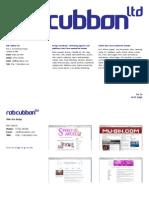Rob Cubbon Samples