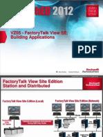 VZ05 FactoryTalk View SE Building Applications Presentacion