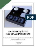 A Construção de Máquinas Radiônicas