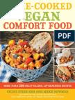 HOME-COOKED VEGAN COMFORT FOOD