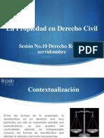Diapositivas, Derecho Real