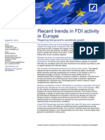 Recent+trends+in+FDI+activity+in+Europe-+Regaining+lost+ground+to+accelerate+growth