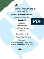 Lab 1 PCM II