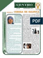 Boletín de Septiembre de 2014 del DIMI - Especial
