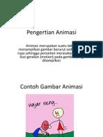 Presentasi Animasi