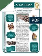 Boletín de Septiembre de 2014 del DIMI