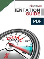 Orientation Guide - 12 Week Year