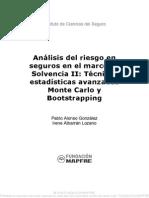 Analisis Del Riesgo en Seguros en El Marco de Solvencia II 119
