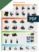 UHF Range Overview