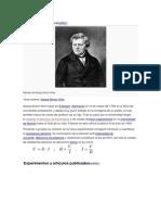 Experimentos y Artículos Publicados 1