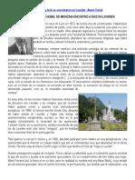 La Ciencia y La Fe Se Encontraron en Lourdes