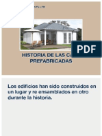 Historia de las casas prefabricadas