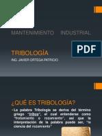 Fundamentos de Tribologia. Javier