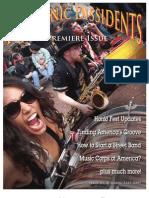 Harmonic Dissidents Magazine