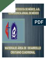Presentacion de Materiales 2014