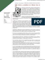 3.- Historia de LA UNAM