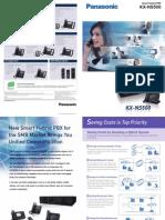 KX NS500 Catalogue