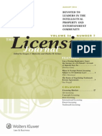 When is Foreign Patent Licensing Subject to US Antitrust Law?