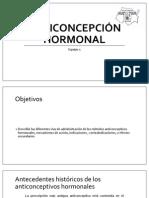 Compuestos hormonales en los anticonceptivos - copia.pptx