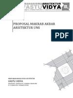 Proposal Makrab Akbar 2014