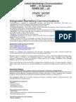 11. Lecture Notes IMC Unit I