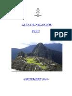 GN2010 Peru