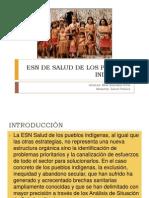 Esn de Salud de Los Pueblos Indigenas