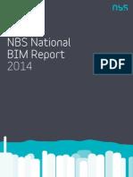 NBS National BIM Report 2014