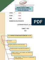 Diapositivas Sobre Los Contratos en El Peru. 2014.