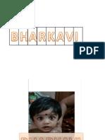 My Name is Bharkavi2