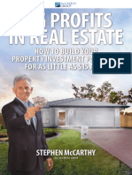 Free Guide Big Profits in Real Estate