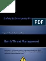 Safety & Emergency Procedures