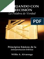 Manejando Con Precisic3b3n La Palabra PDF Digital1