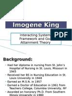 Imogene King