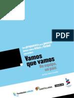 Propuesta Sobre Ética y Fútbol Con El Libro Vamos Que Vamos