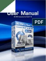 3DA PDF14 User Manual