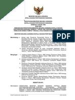 Peraturan Menteri Negara Agraria/Kepala Badan Pertanahan Nasional Nomor 8 Tahun 1996 tentang Perubahan Peraturan Menteri Negara Agraria/Kepala Badan Pertanahan Nasional Nomor 7 Tahun 1996 tentang Persyaratan Pemilikan Rumah Tempat Tinggal atau Hunian oleh Orang Asing