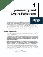 trigonometry cyclic functions