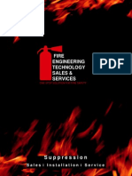 Fire Engineering Technology