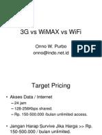 3g vs Wimax vs Wifi2513