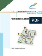 Modul Pemetaan Sosial