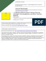 EffectivenessOfTutoring_Vanlehn
