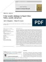 Paper Smart city Privacy and security.pdf