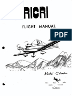 Cri-Cri Flight Manual
