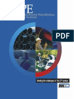 High Density Polyethylene Pipe Systems