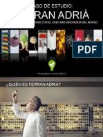 Claves Creatividad Ferran Adria