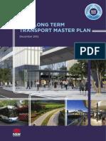 Nsw Transport Masterplan Final