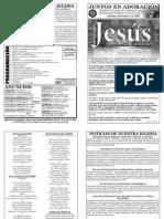 Jesus El Prometido Emmanuel