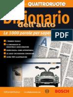 Dizionario Dell Auto